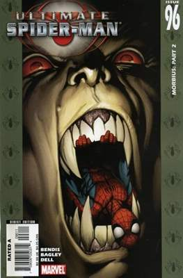 Ultimate Spider-Man (2000-2009; 2011) (Comic-Book) #96