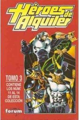Héroes de Alquiler (1998-1999) #3