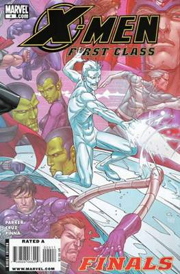 X-Men First Class Finals (Comic Book) #4