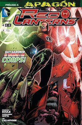 Red Lanterns. Nuevo Universo DC #4