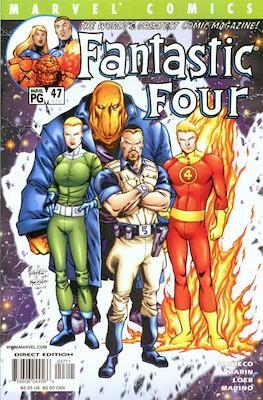 Fantastic Four Vol. 3 (Comic Book) #47 (476)