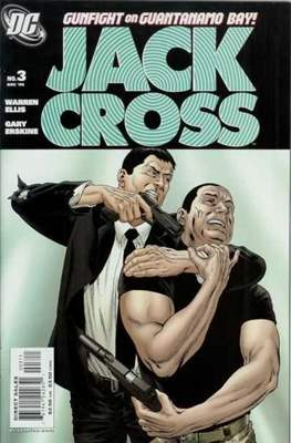 Jack Cross (Comic Book) #3