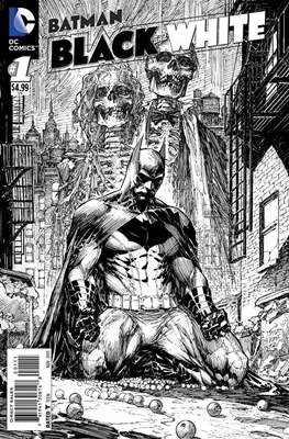 Batman: Black and White (2013-2014)