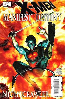 X-Men: Manifest Destiny Nightcrawler