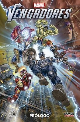Los Vengadores: Gamerverse (Cartoné 112 pp) #
