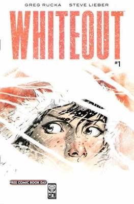 Whiteout . Free Comic Book Day