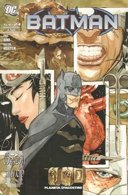 Batman (2007-2012) (Grapa. 48 pp) #24