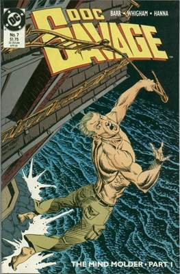Doc Savage Vol 2 (1988-1990) (Comic-book.) #7