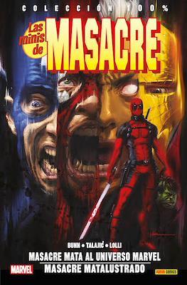 Las Minis de Masacre. 100% Marvel #2