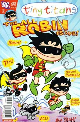 Tiny Titans (Comic-Book) #33