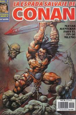 La Espada Salvaje de Conan (1997-1998) Vol. III