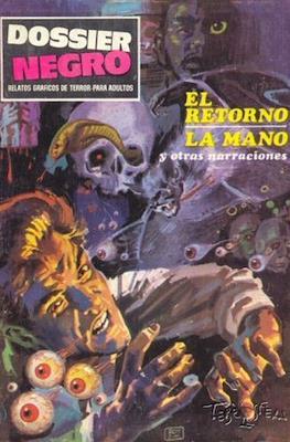Dossier Negro (Rústica y grapa [1968 - 1988]) #9