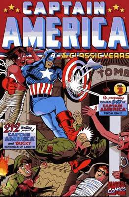 Captain America. The Classic Years (Softcover 216 pp) #2