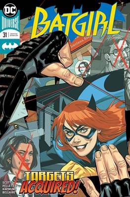 Batgirl Vol. 5 (2016-) (Comic Book) #31