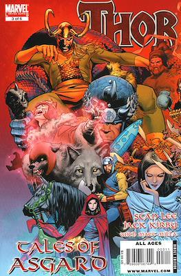 Thor: Tales of Asgard (Comic Book) #3