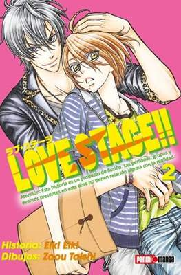 Love Stage!! (Rústica) #2