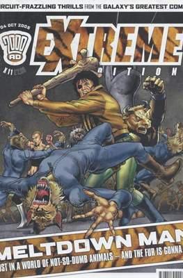 2000 AD Extreme Edition #11