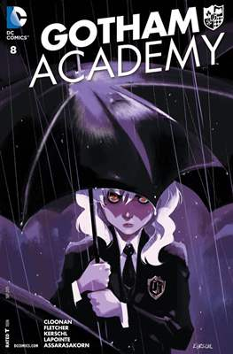Gotham Academy (2014-2016) (Comic-Book) #8