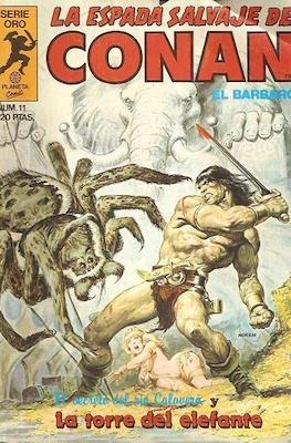 La Espada Salvaje de Conan. Vol 1 (1982-1996) (Grapa. B/N.) #11