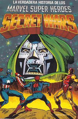 La verdadera historia de los Marvel Super Heroes Secret Wars