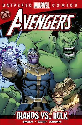Universo Marvel Comics (Rústica) #4