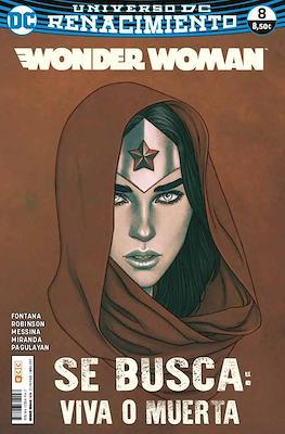 Wonder Woman. Nuevo Universo DC / Renacimiento (Rústica 96-136 pp) #22/8