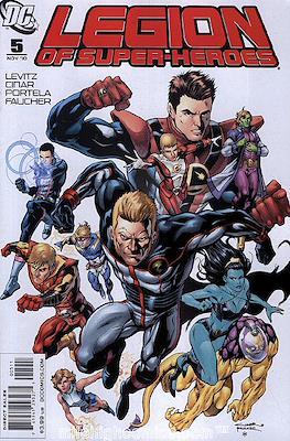 Legion of Super-Heroes Vol. 6 (2010-2011) (Comic-book) #5