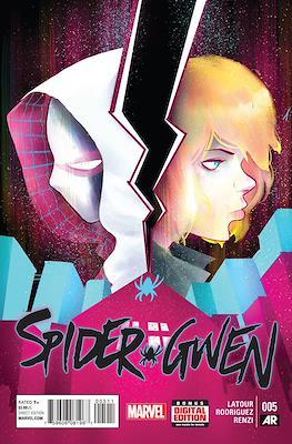 Spider-Gwen Vol. 1 #5