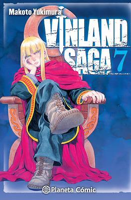Vinland Saga (Rústica con sobrecubierta) #7