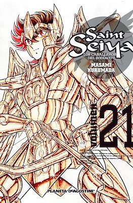 Saint Seiya. Los Caballeros del Zodíaco (Kanzenban) #21