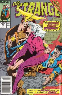 Doctor Strange Vol. 3 (1988-1996) (Comic Book) #13