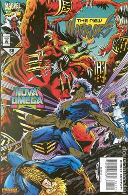 The New Warriors (Comic-Book) #60