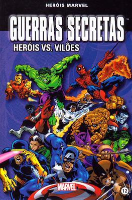 Heróis Marvel - Série I #12