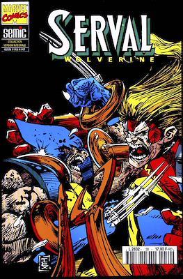 Serval / Wolverine Vol. 1 (Agrafé) #30