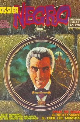 Dossier Negro (Rústica y grapa [1968 - 1988]) #83