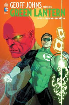 Geoff Johns présente Green Lantern (Cartonné) #0