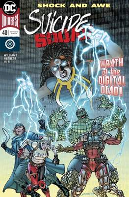 Suicide Squad Vol. 5 (2016) (Comic-Book) #40