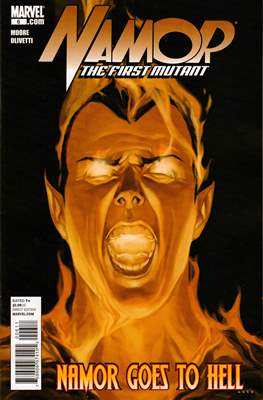 Namor: The First Mutant (2010-2011) (Comic Book) #6