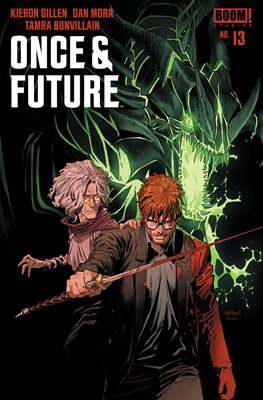 Once & Future (Comic Book) #13