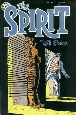 The Spirit (1983-1992) (Comic book. 32 pp) #46