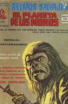 El planeta de los monos Vol. 1 #1