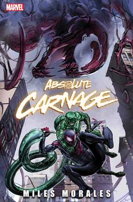 Absolute Carnage: Miles Morales (Comic Book) #1