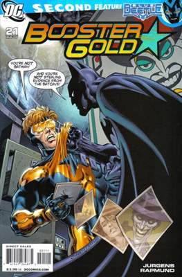 Booster Gold vol. 2 (2007-2011) #21