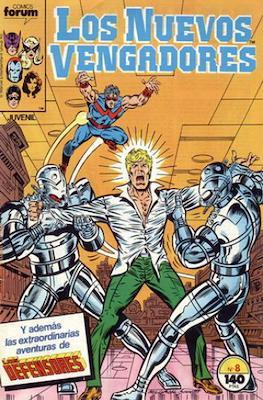 Los Nuevos Vengadores Vol. 1 (1987-1994) (Grapa 32 pp) #8