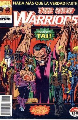 The New Warriors vol. 1 (1991-1995) (Grapa. 17x26. 24 páginas. Color. (1991-1995).) #23