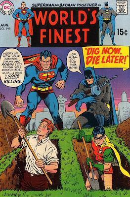 World's Finest Comics (1941-1986) (Comic Book) #195