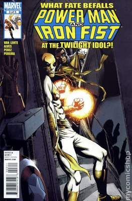 Power Man and Iron Fist Vol. 2 (Comic Book) #3