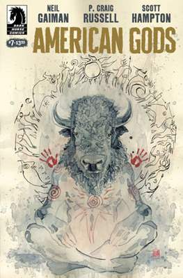 American Gods (Variant Cover) #7.1