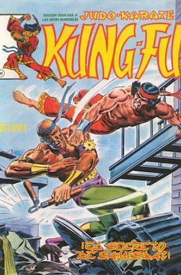 Judo-Karate Kung-Fu #8