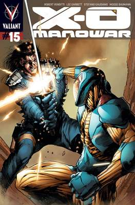 X-O Manowar (2012) (Comic-Book) #15